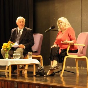 An audience with Ann Widdecombe